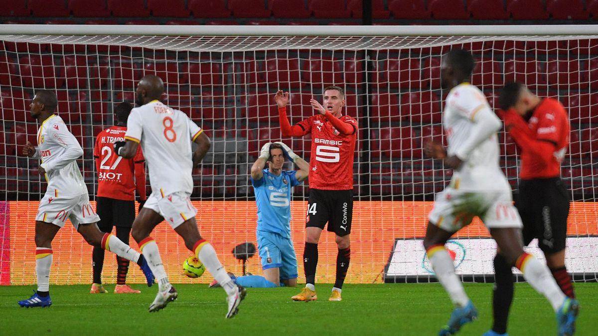 Encore une défaite pour Lens en Ligue 1