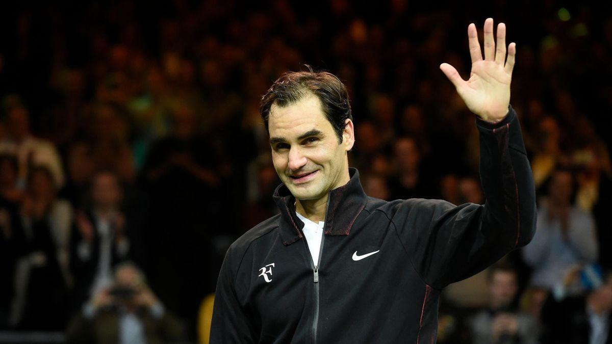 Roger Federer - Rotterdam 2018