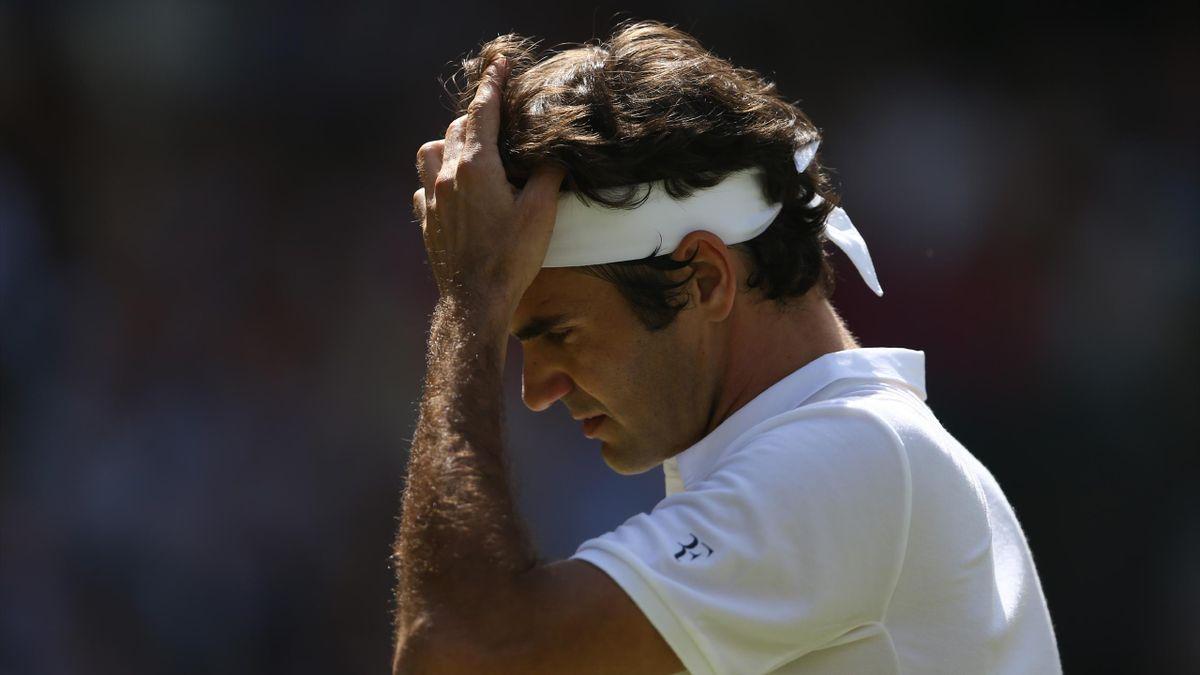 Roger Federer (Wimbledon 2016)
