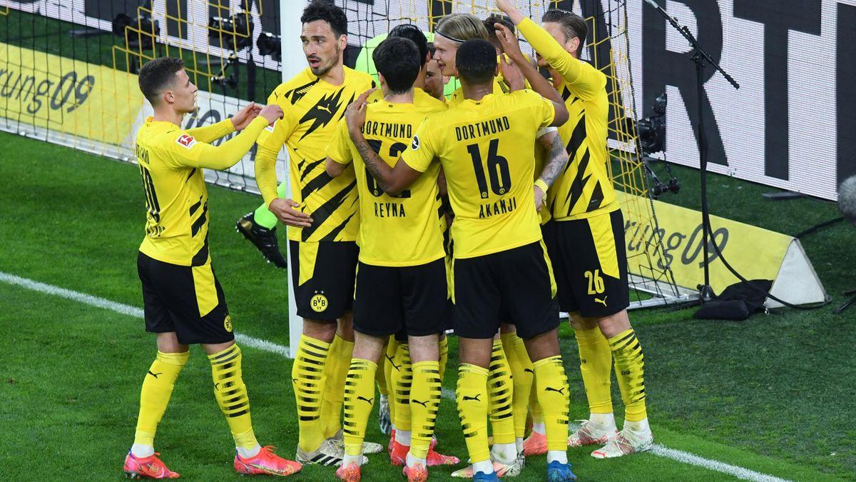 Wichtiger BVB-Sieg im Kampf um die Champions League