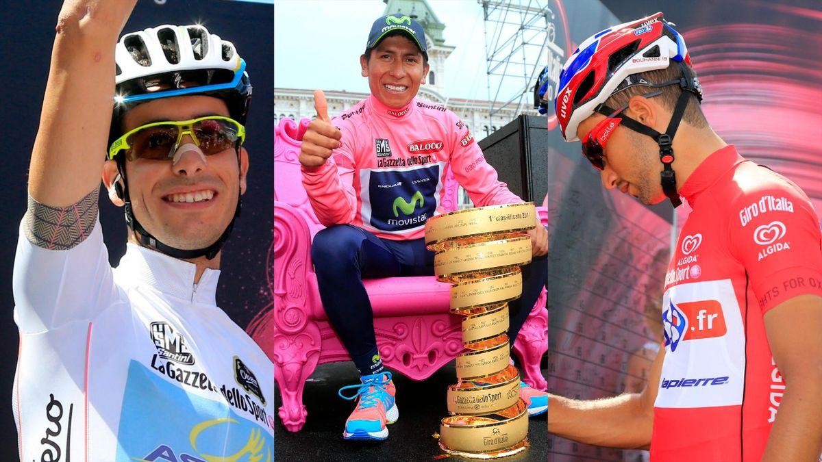 Aru, Quintana, Bouhanni : Les jeunes ont brillé sur le Giro