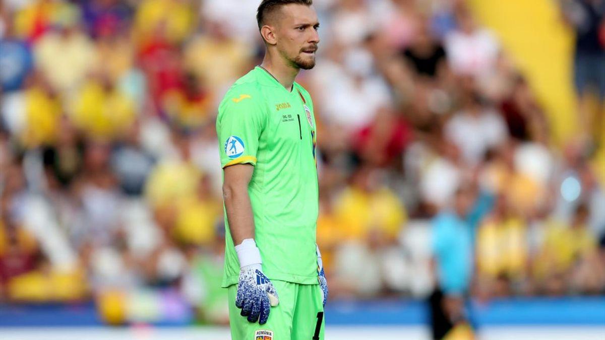 Ionuț Radu l-a provocat pe Ianis Hagi, după ce a dat 2 goluri incredibile din lovitură liberă