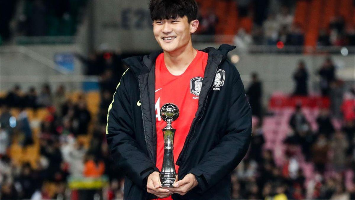 Kim Min-jae, fundașul dorit de Tottenham