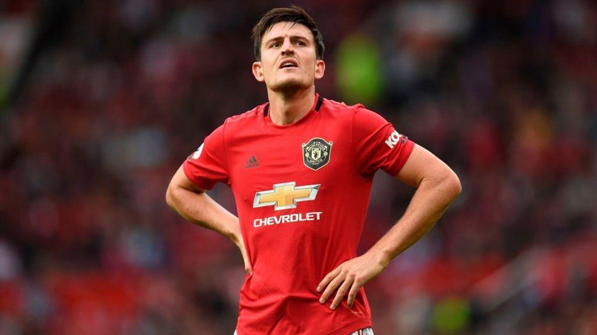 Harry Maguire, căpitanul lui Manchester United