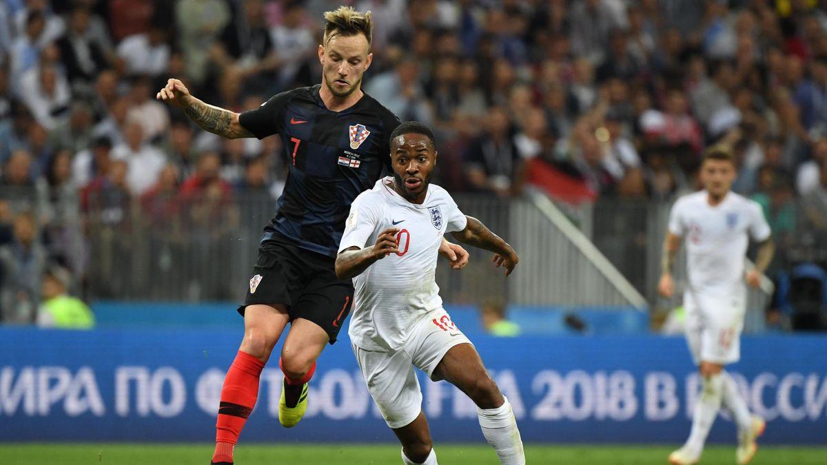 Англия – Хорватия