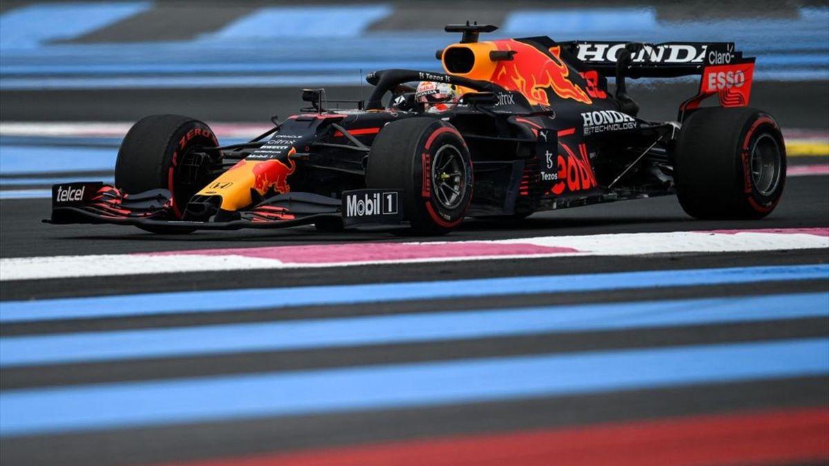 Max Verstappen (Red Bull) - GP of Azerbaidjan 2021