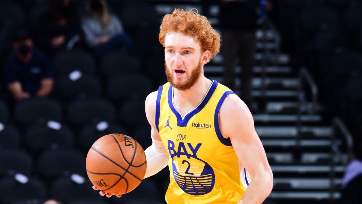 Nico Mannion, Golden State Warriors, NBA 2020-21