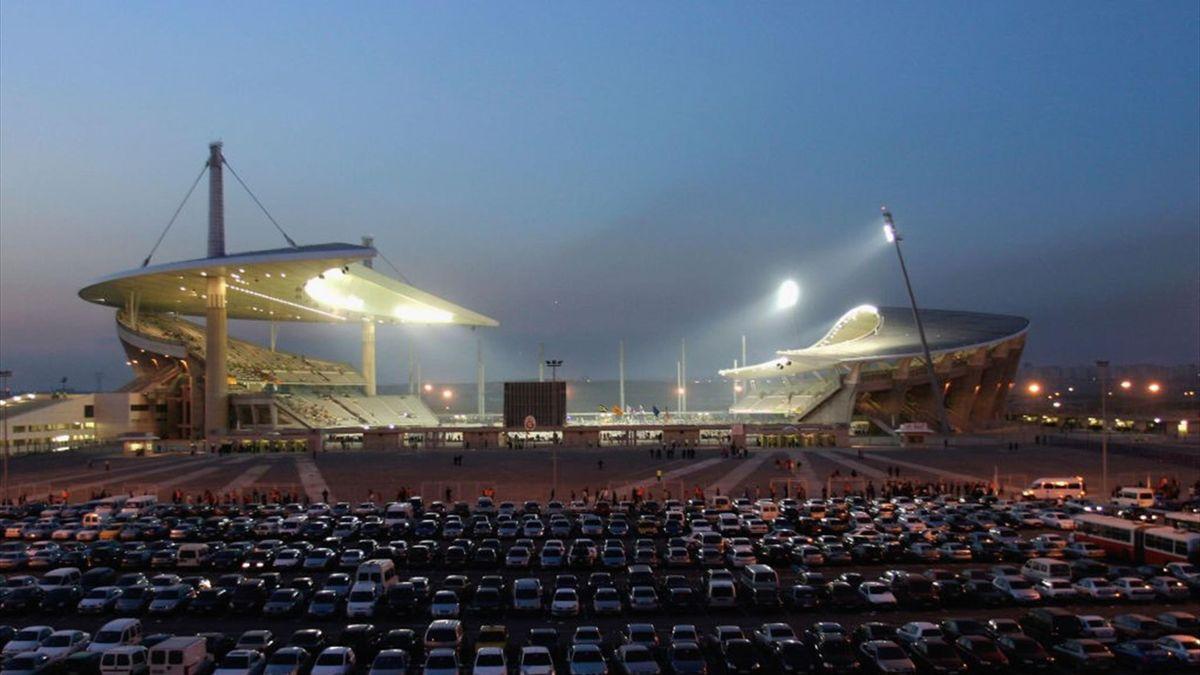 Stadio Olimpico Ataturk,, Istanbul