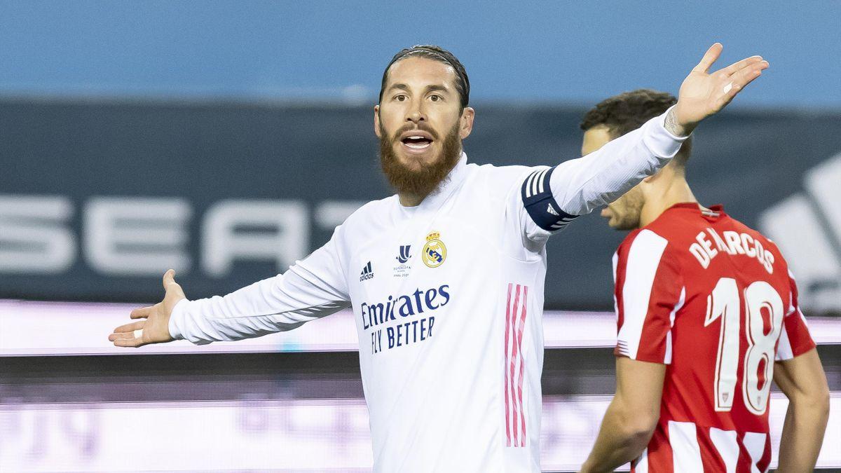 Sergio Ramos amenință cu plecarea de la Real Madrid