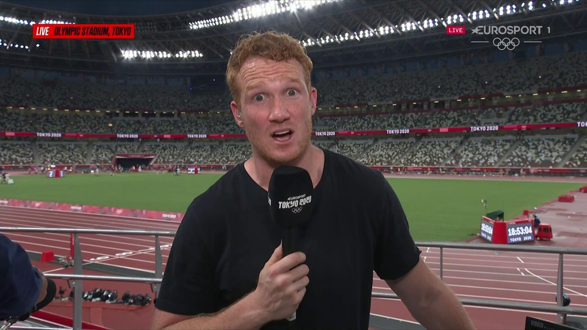 'GB athletes performed outrageously well!' - Rutherford on Asher-Smith and Neita