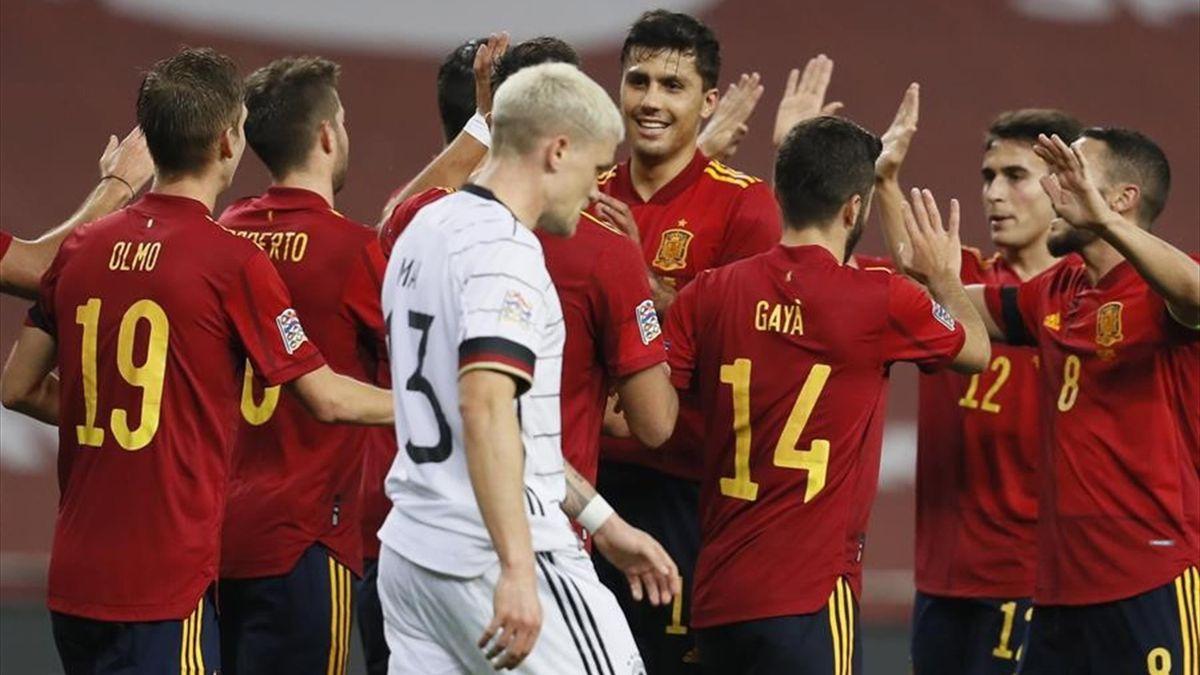Spain-Germany - UEFA Nations League