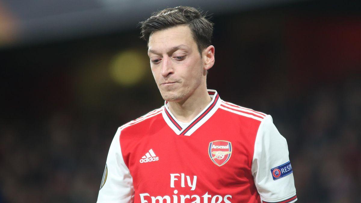 Mesut Özil, jucătorul lui Arsenal