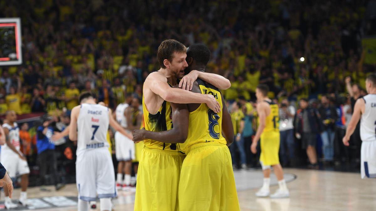 Fenerbahce Istanbul steht im Endspiel der EuroLeague