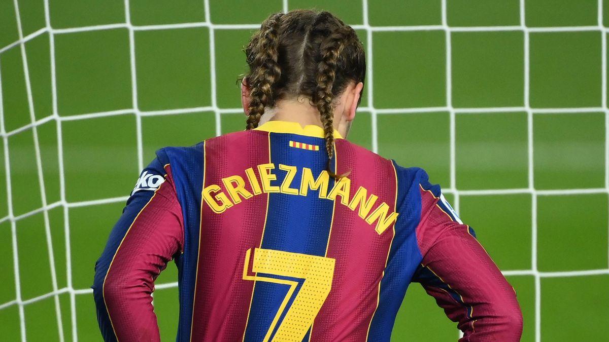 Антуан Гризманн и его дивные волосы