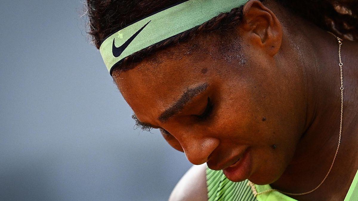 Serena Williams à Roland-Garros
