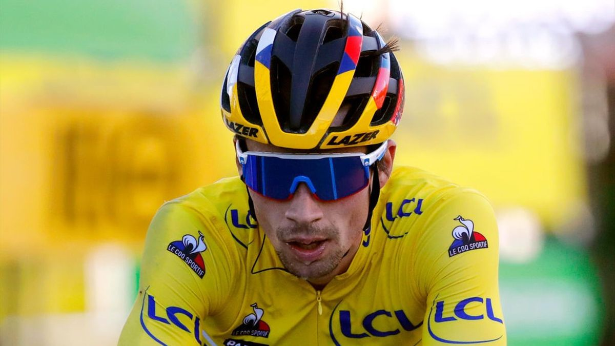 Fuss over Roglic racing to win Stage 7 'ridiculous' - Bradley Wiggins Show