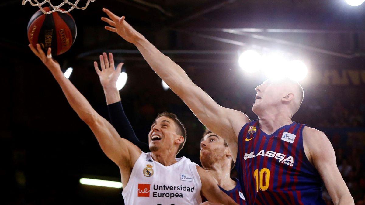 Real Madrid-Barcelona, ¿Dónde y cómo ver online? El Clásico en la Euroliga  de baloncesto - Eurosport