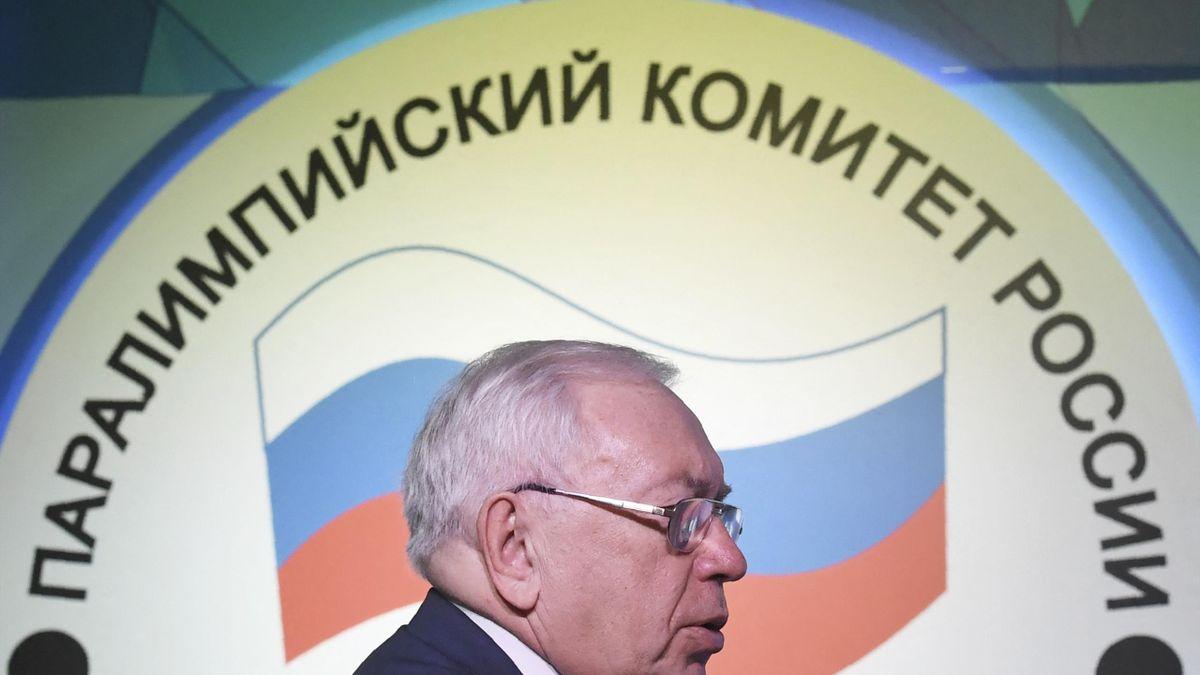 Vladimir Lukin, az Orosz Paralimpiai Bizottság lemondott elnöke
