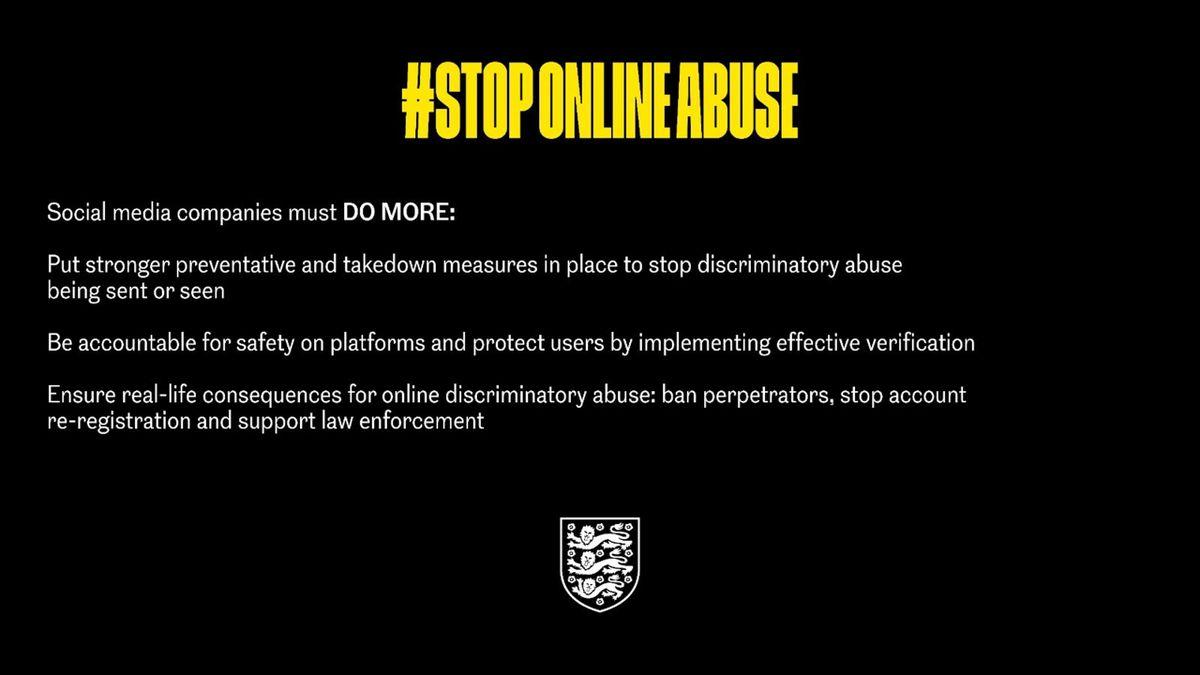 Le message de la FA pour lutter contre la haine en ligne