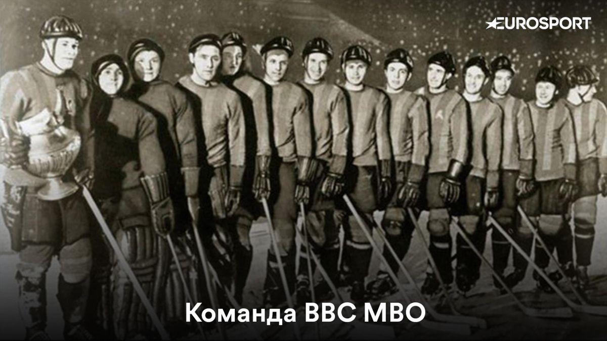 Команда ВВС МВО