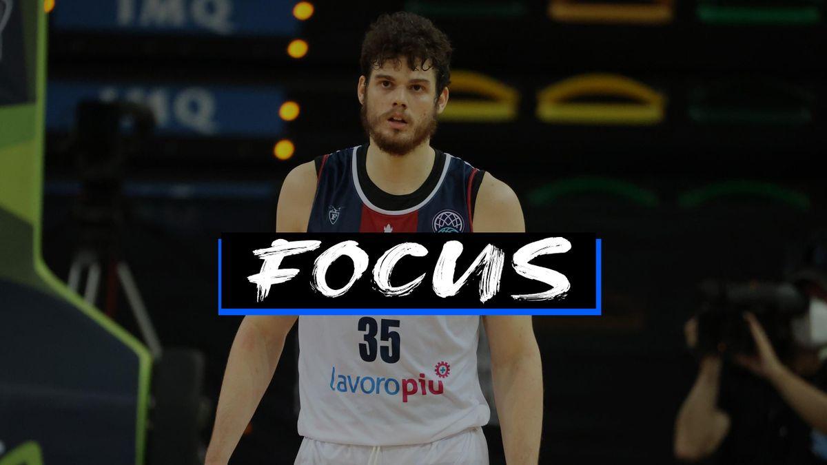 Leonardo Totè, Fortitudo Bologna - Focus