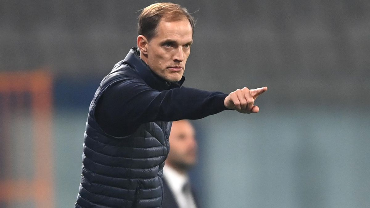 Thomas Tuchel is to take over as Chelsea boss from Frank Lampard - reports  - Eurosport