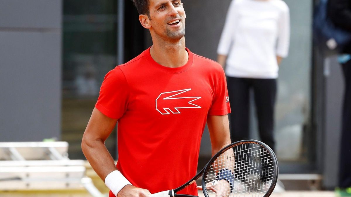 Novak Djokovic, organizatorul Adria Tour