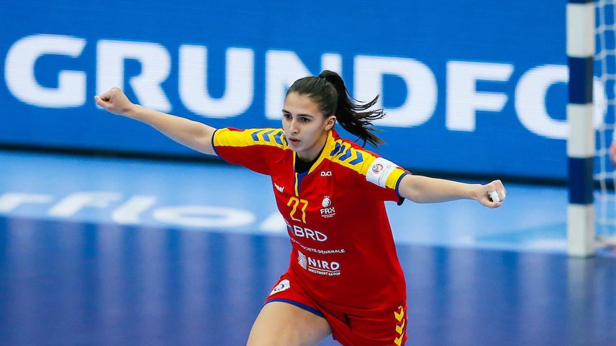 Lorena Ostase - Federația Română de Handbal