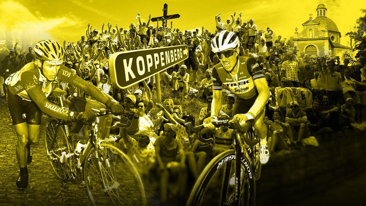 Koppenberg et Grammont, les monstres du Ronde.