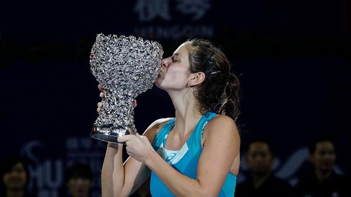 Julia Görges gewinnt B-WM in Zhuhai