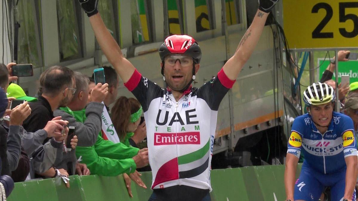 Tour of Switzerland : Finishline stage 5
