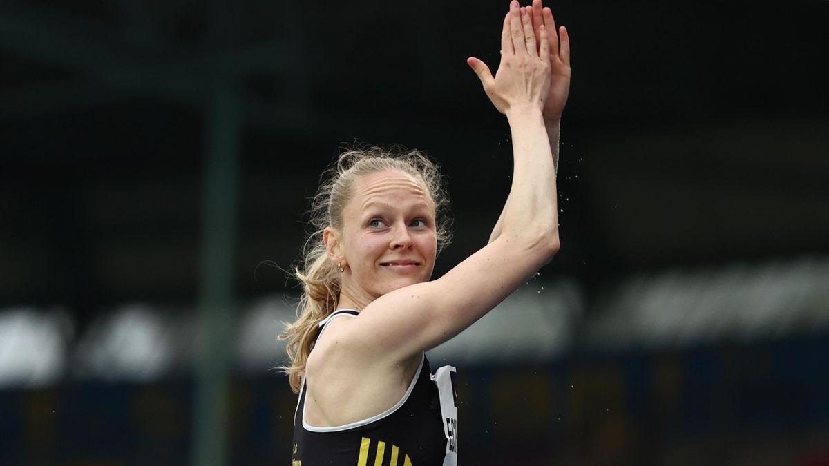 Dreispringerin Neele Eckhardt-Noack