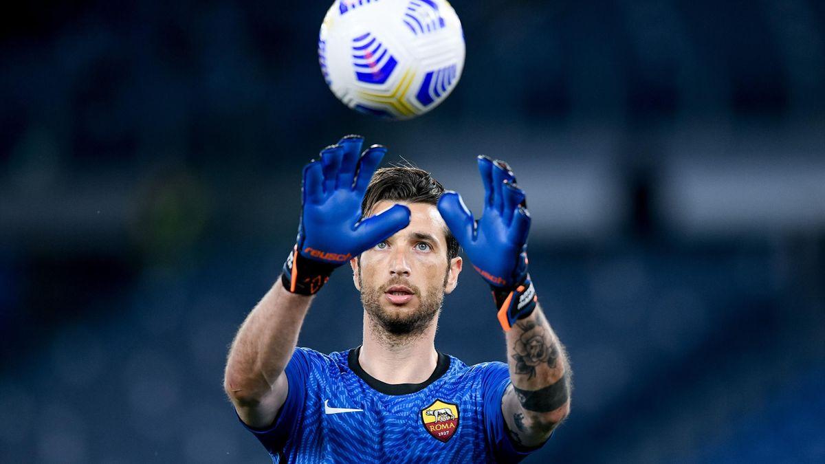 Antonio Mirante, Roma 2020-2021 (Getty Images)