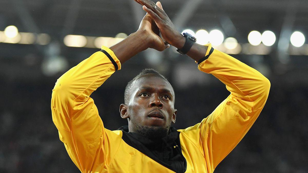 Usain Bolt veut se reconvertir en footballeur