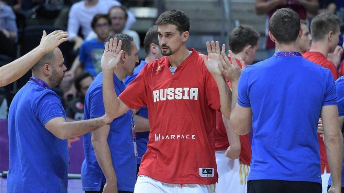 Алексей Швед, сборная России