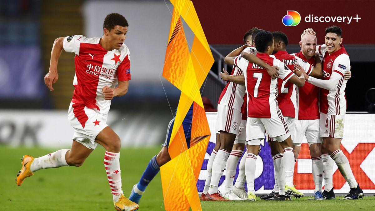 Vil du helst se Alexander Bahs Slavia Prag eller Mikkel Duelunds Dynamo Kyiv i aktion? Stem på din favorit-kamp i artiklen.