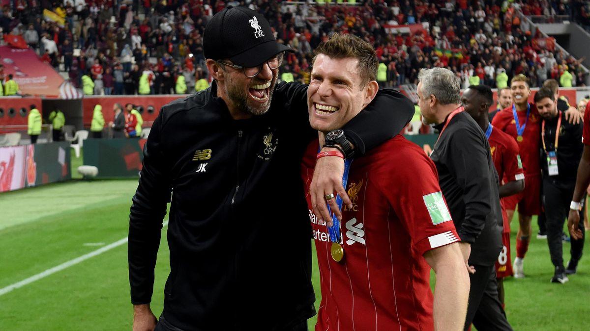 James Milner - Jürgen Klopp | FC Liverpool