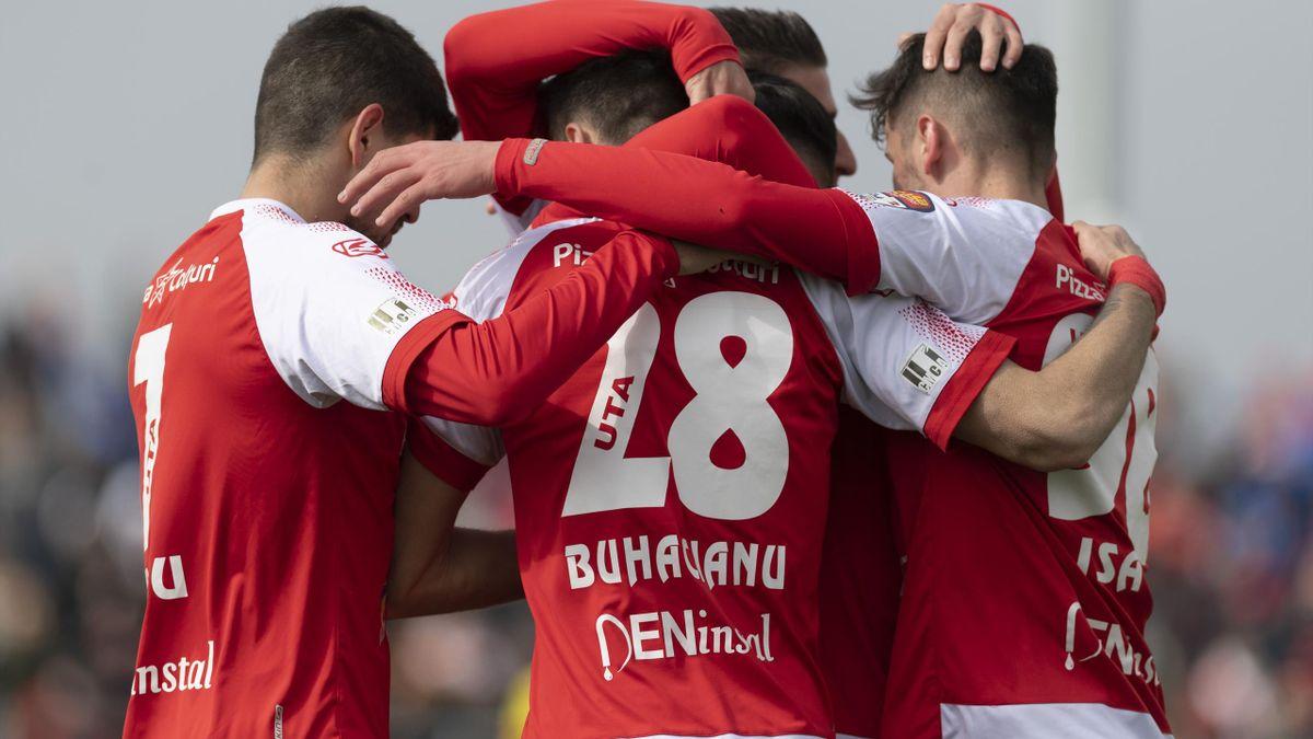 UTA Arad a promovat în Liga 1