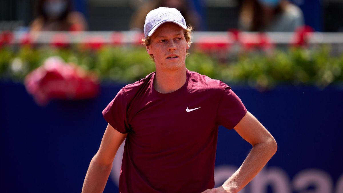 Jannik Sinner, ATP 500 Barcellona, Getty Images