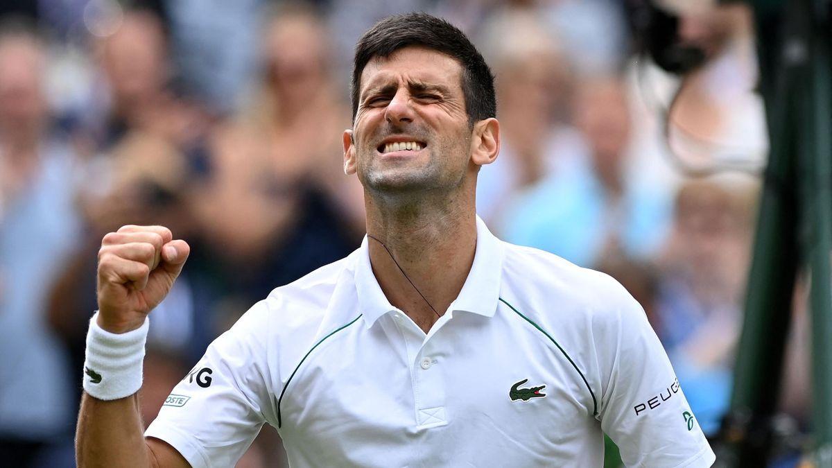 Wimbledon 2021 tennis - 'Very confident' Novak Djokovic sweeps past  Cristian Garin to reach quarter-finals - Eurosport
