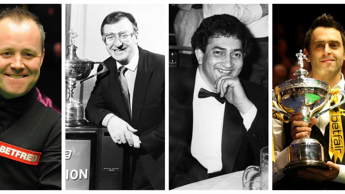 What are snooker's greatest finals?