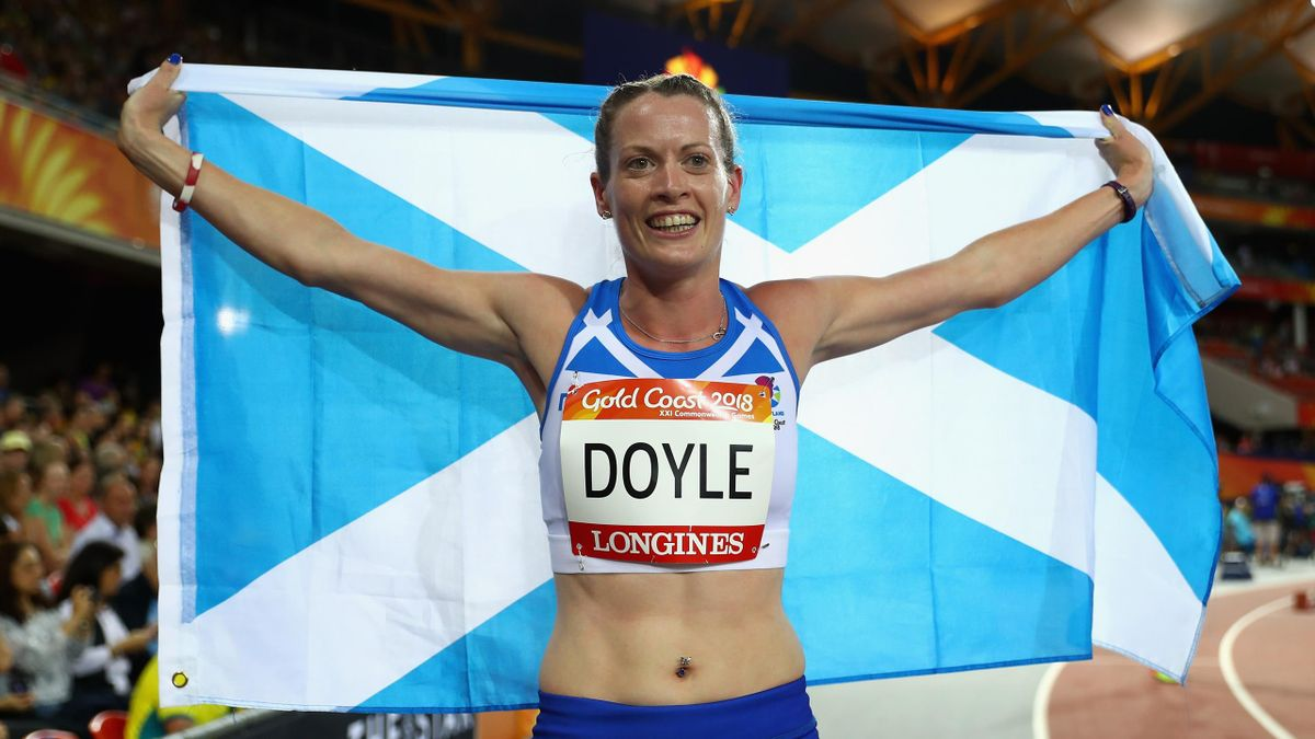 Eilidh Doyle retires as Scotland's most decorated track and field athlete