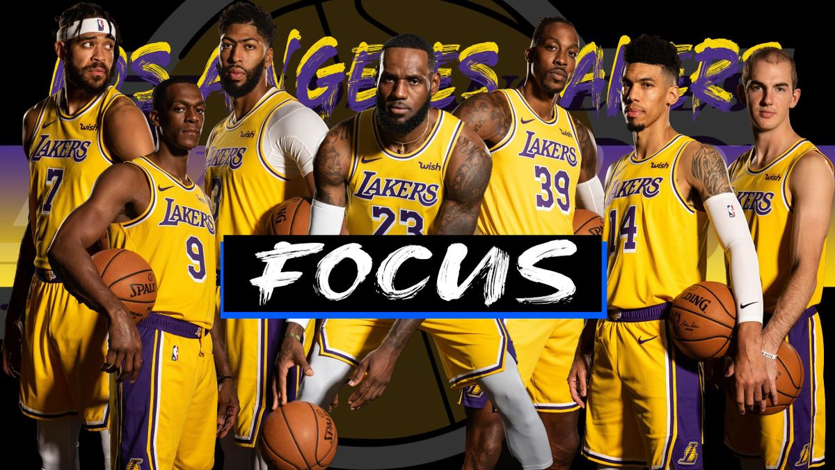 I Los Angeles Lakers campioni NBA 2019-2020