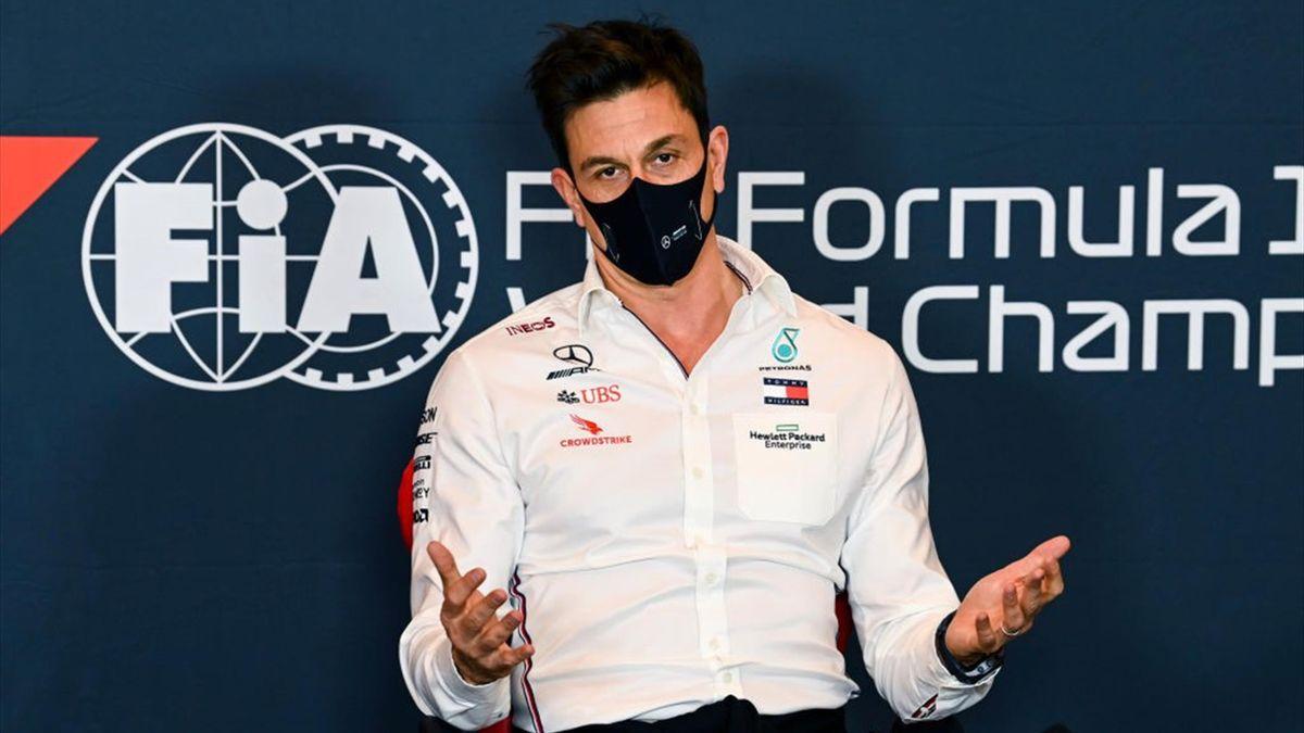 Toto Wolff ist Mercedes-Motorsportchef