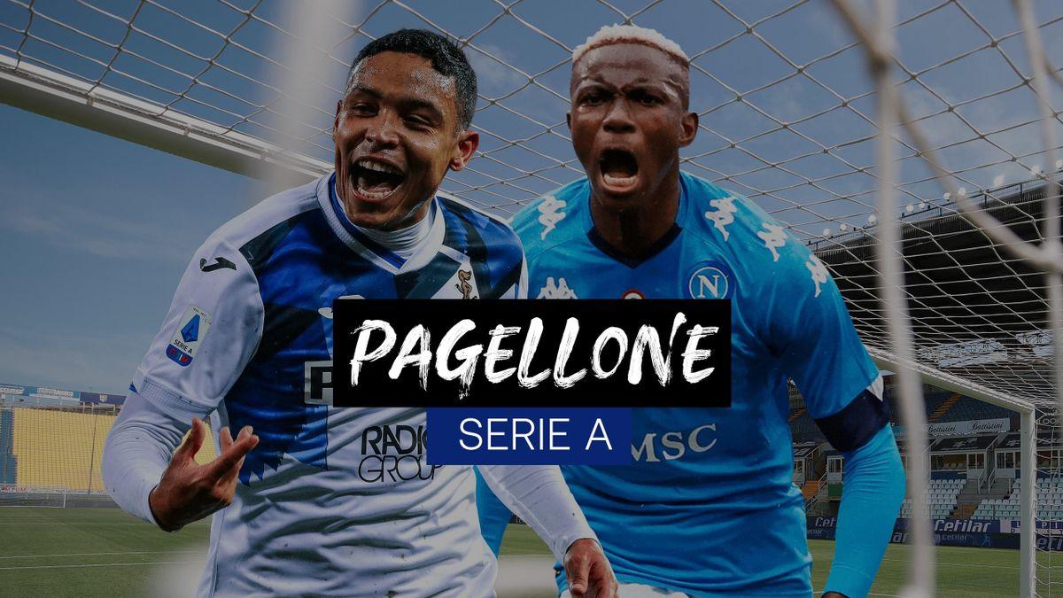 Pagellone 35ª: Atalanta e Napoli da Champions
