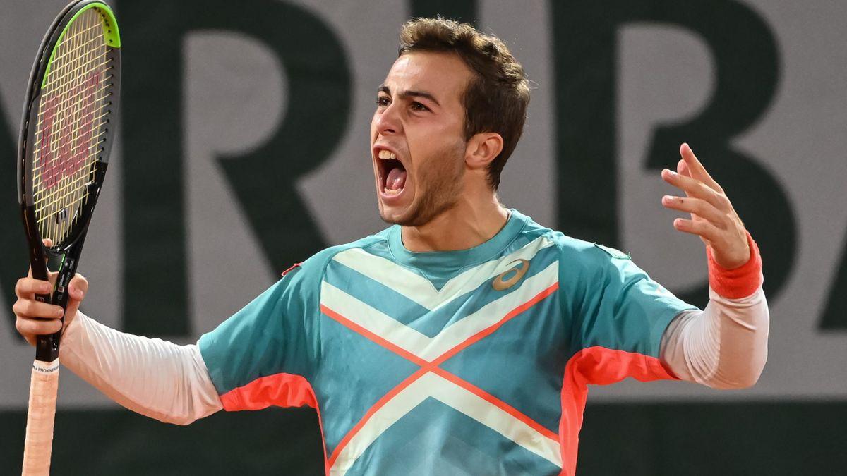 Roland-Garros - Hugo Gaston : Un grand bravo et, surtout, un immense merci - Eurosport