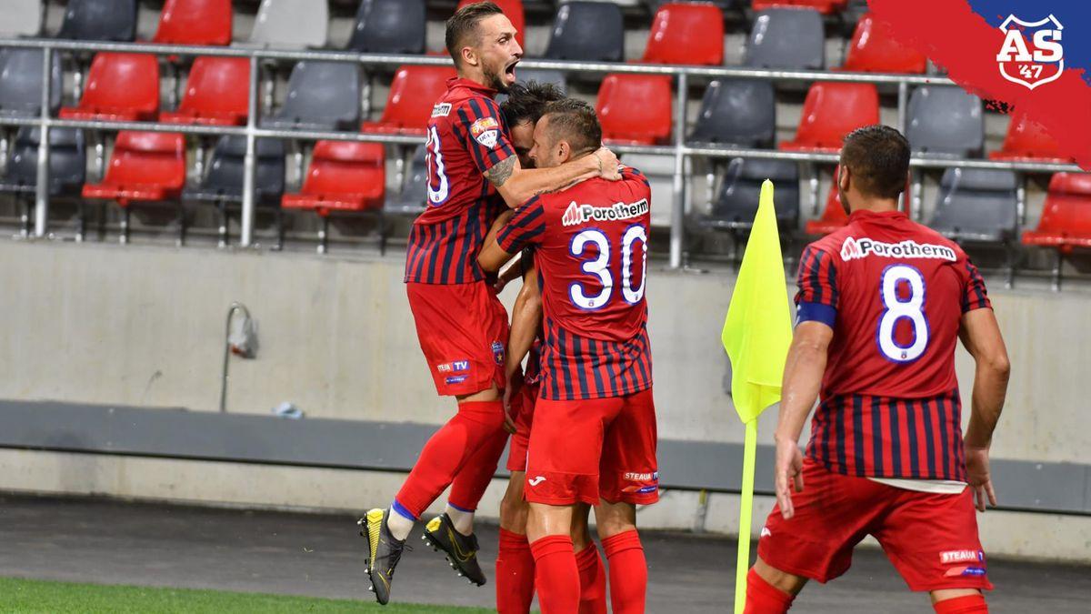 Steaua București, Liga 2