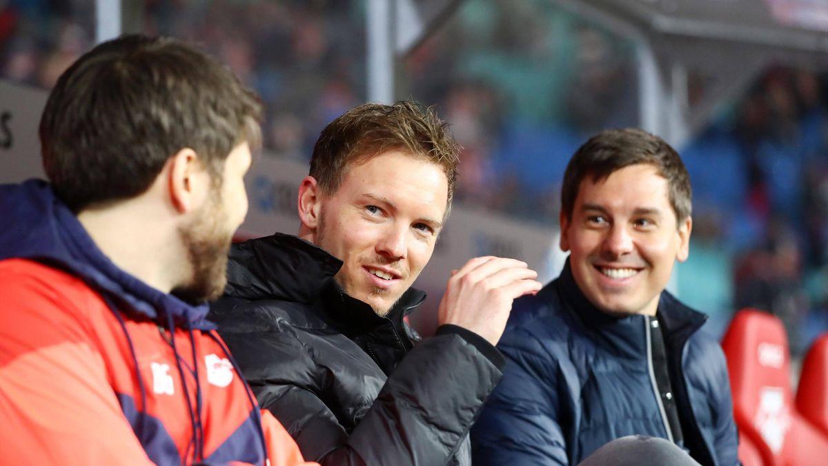 FC Bayern: Julian Nagelsmanns Trainerteam bei den Münchnern nimmt Formen an - Eurosport