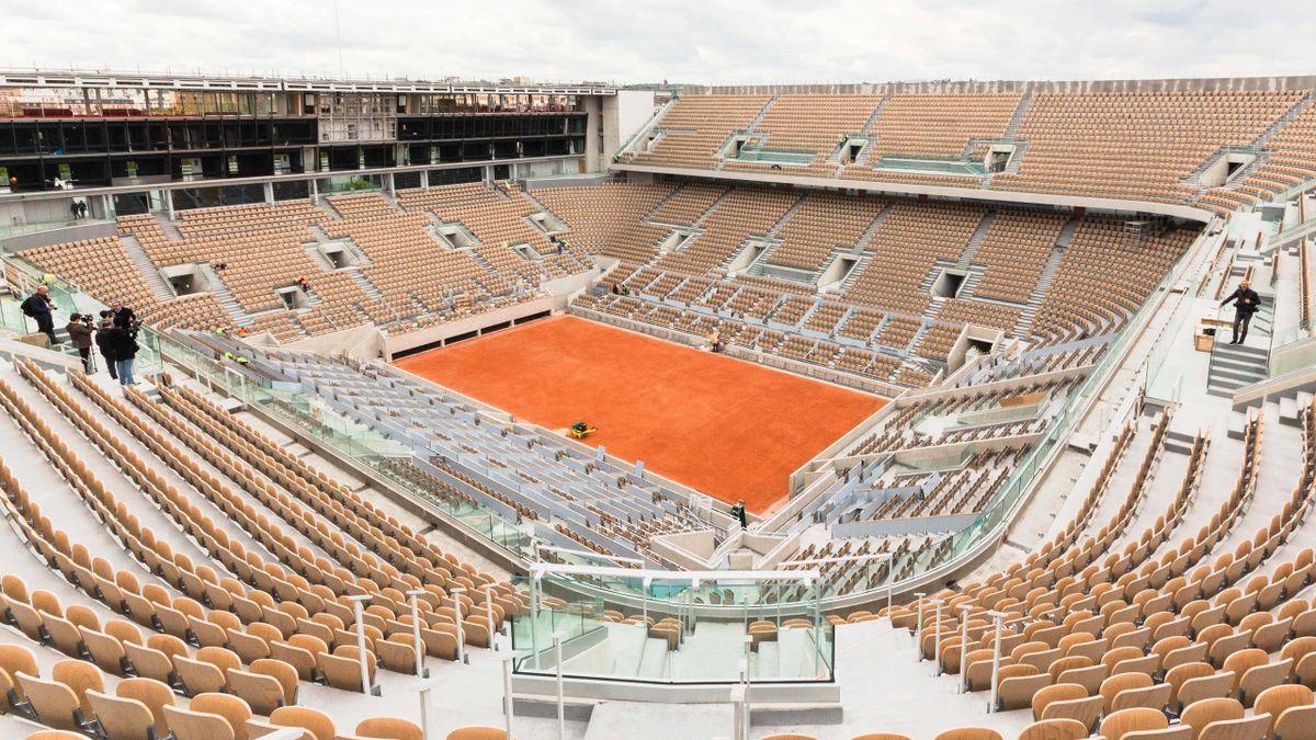 Bei den French Open gab es positive Corona-Fälle