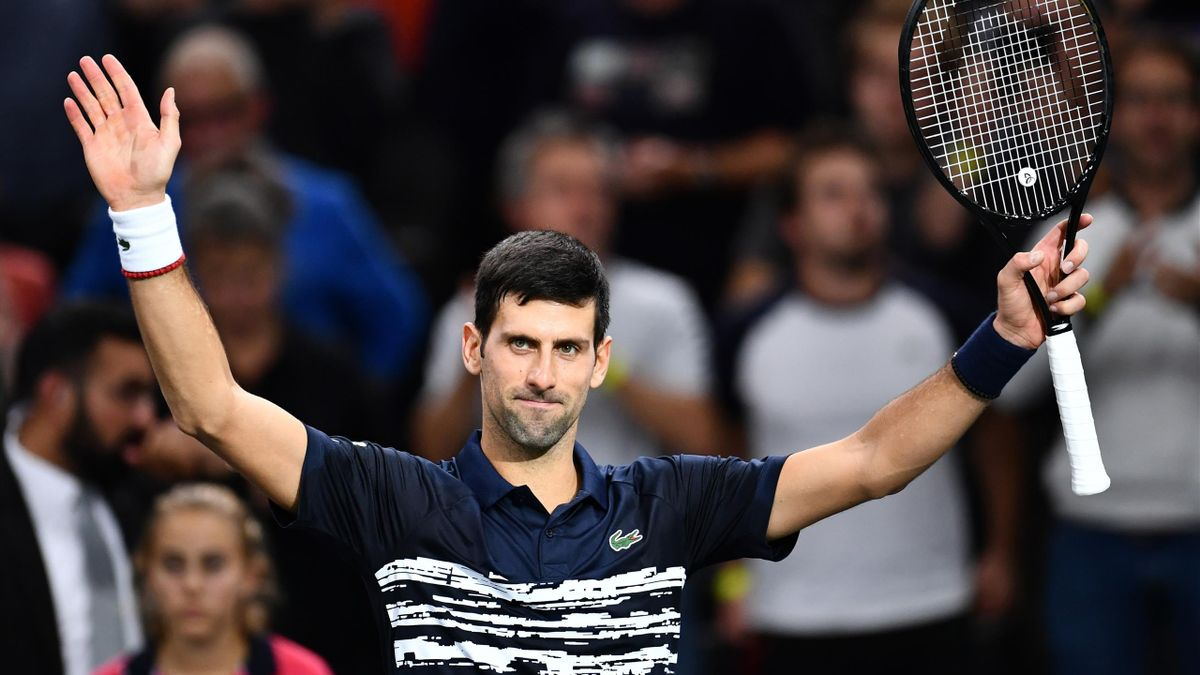 Novak Djokovic, Paris Masters
